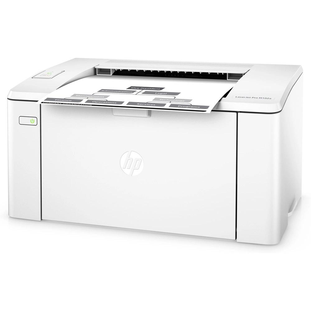 Принтер HP LaserJet Pro M102a  VNF3971985 - 3