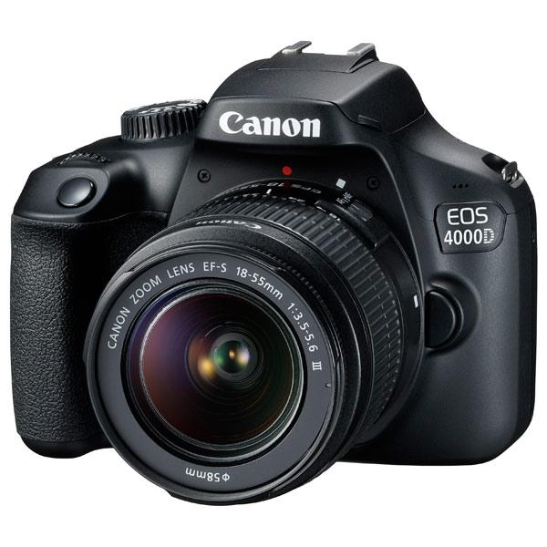 Fotoaparat Canon EOS 4000D Kit 18-55 143070021172 - 1