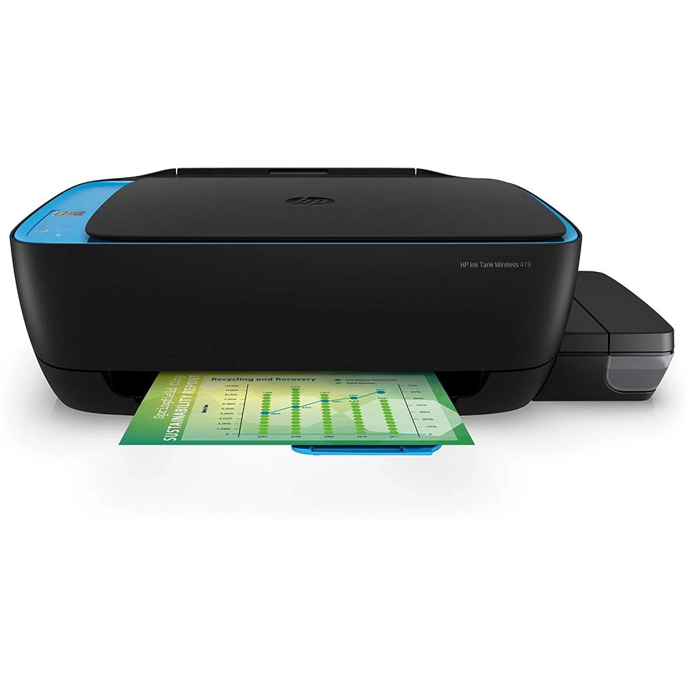 Printer HP Ink Tank 419 AiO WL  CN8C15G3XZ - 1