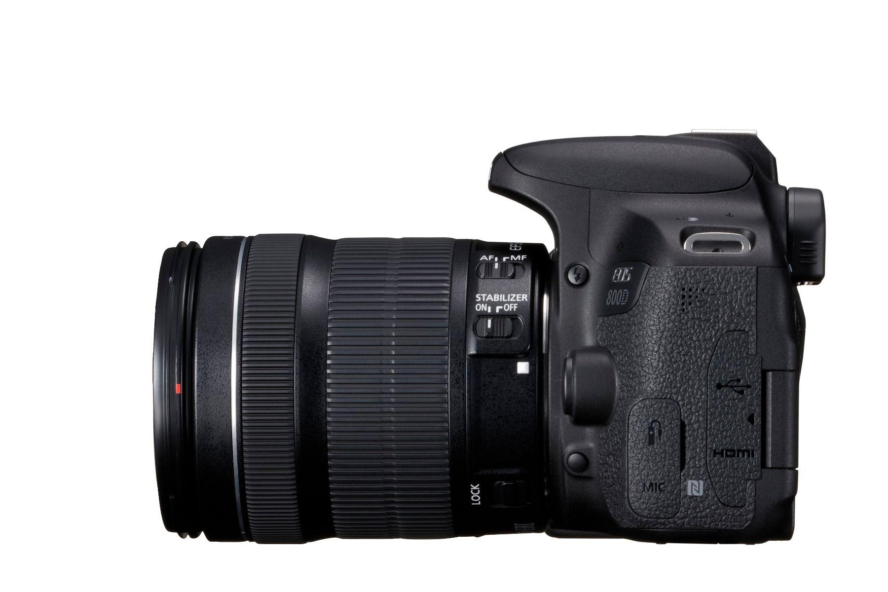 Fotoaparat Canon EOS 800D EF-S 18-135 IS STM Kit 305071023708 - 4