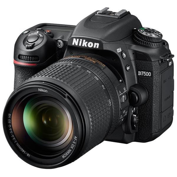 Fotoaparat Nikon D7500 18-140 8814111 - 1