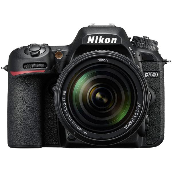 Fotoaparat Nikon D7500 18-140 8814111 - 2