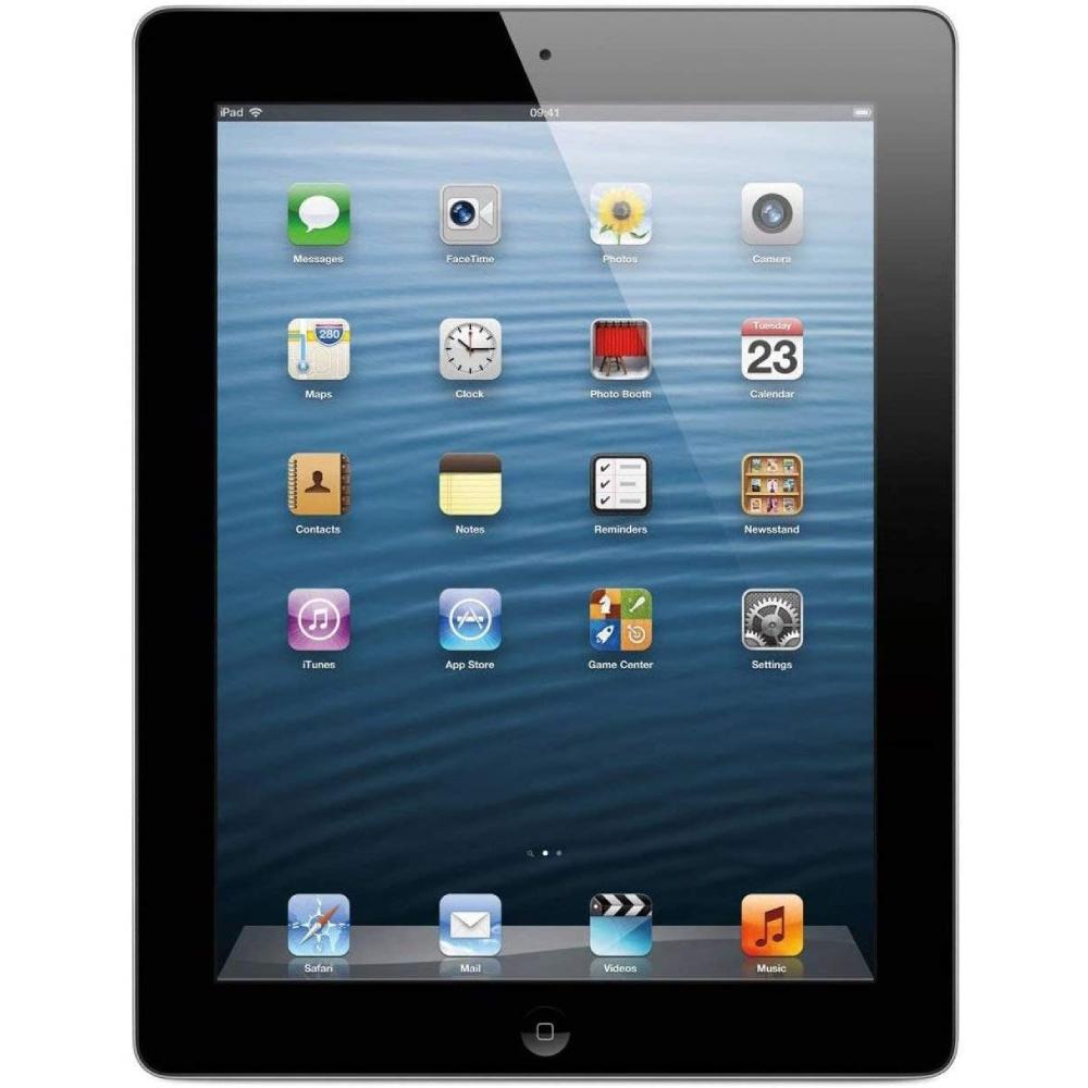 Apple iPad 4 9.7 Wi-Fi 4G 64GB Black dlxk32vhf18y - 1