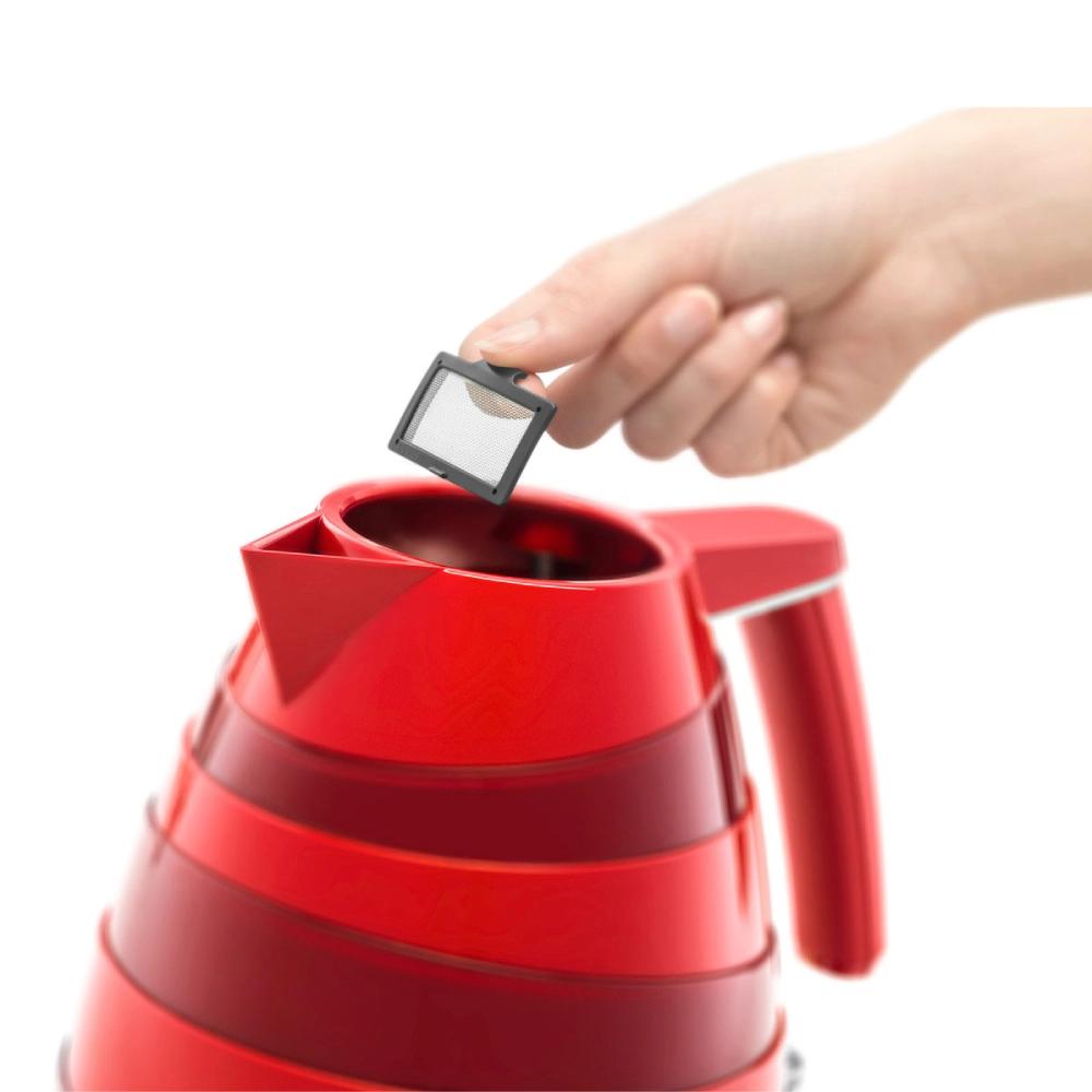 Чайник  DelonghiKBA2001.R 2200036461854 - 3