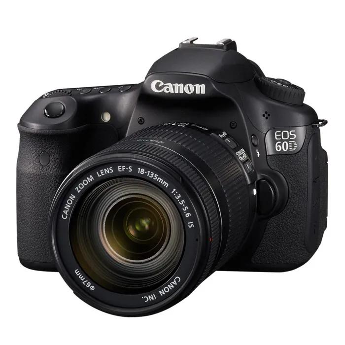 Fotoaparat Canon 60 D Kit 18-135 4121524656