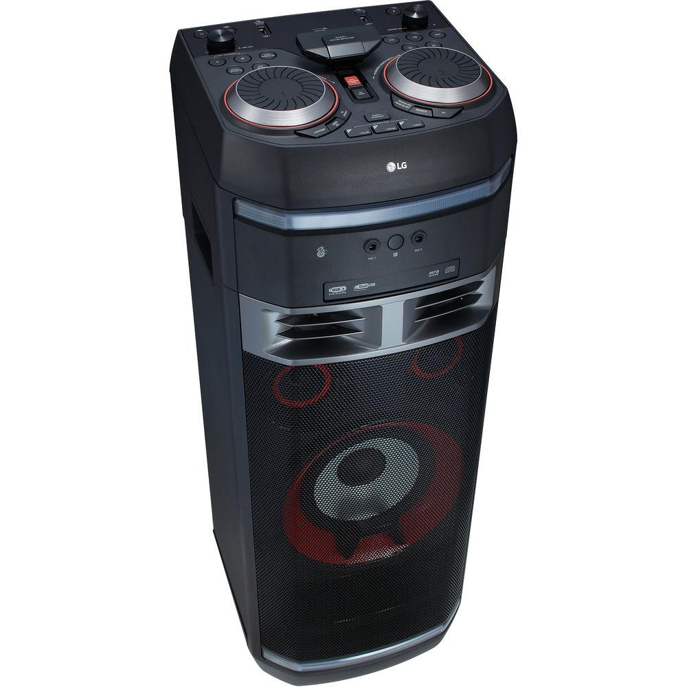 Музыкальный центр LG OK75 XBOOM 1000W Entertainment Karaoke 903HZQC012764 - 3