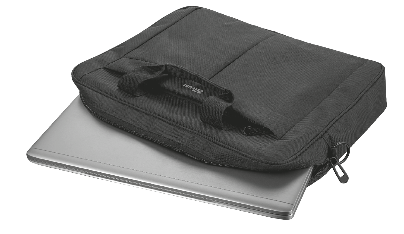 """Сумка TRUST Primo Carry Bag for 16"""" / 21551 8713439215519 - 3"""