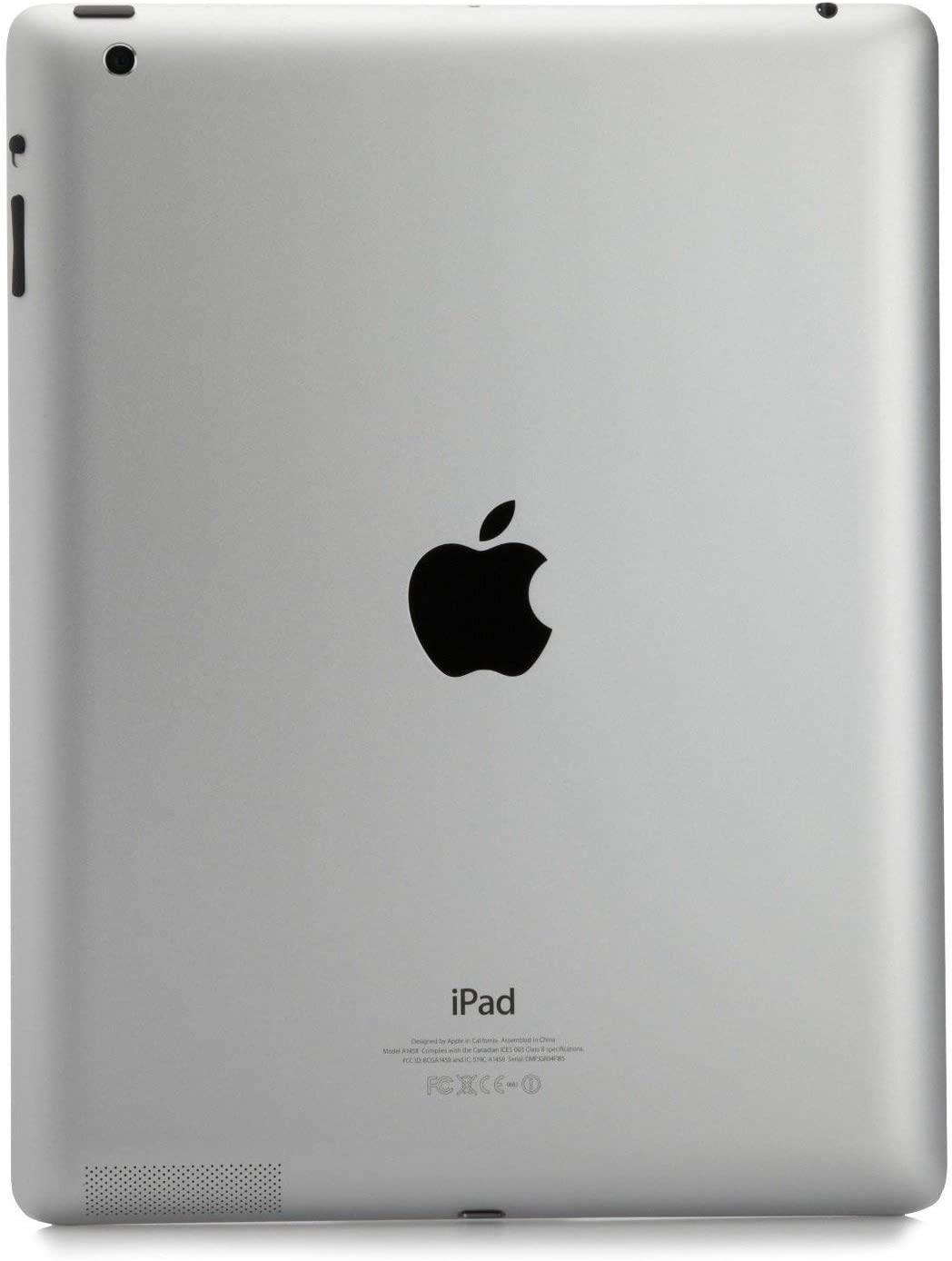 Apple iPad 4 9.7 Wi-Fi 4G 64GB Black dlxk32vhf18y - 3