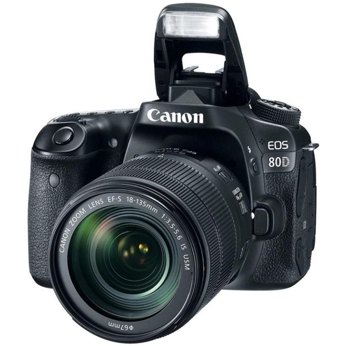 Fotoaparat CANON EOS 80D 18-135 368024005161 - 1