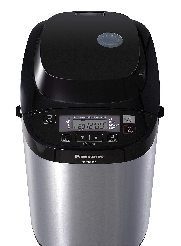 Хлебопечка  Panasonic SD-ZB2502 2200004933146 - 4