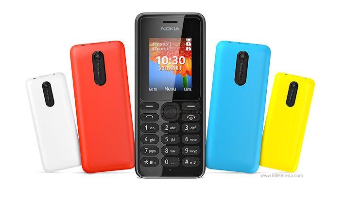 Nokia 108 355106078485501 - 4