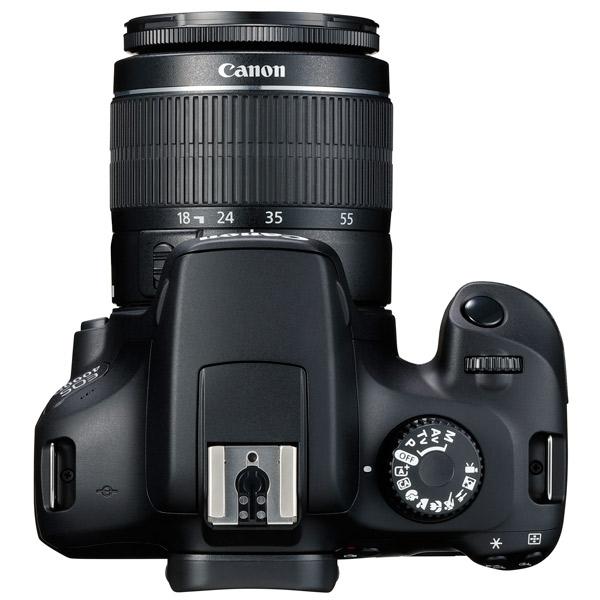 Fotoaparat Canon EOS 4000D Kit 18-55 21253071015936 - 3