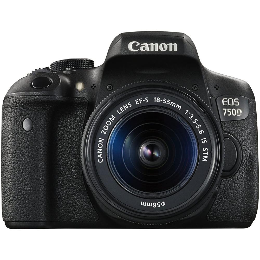 Fotoaparat Canon EOS 750D Kit 18-55 363072008757