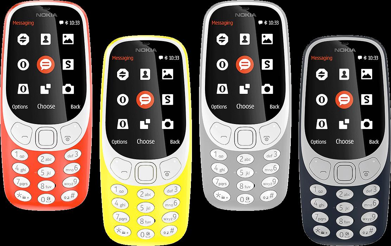 Nokia 3310 DS 357715107568224 - 3