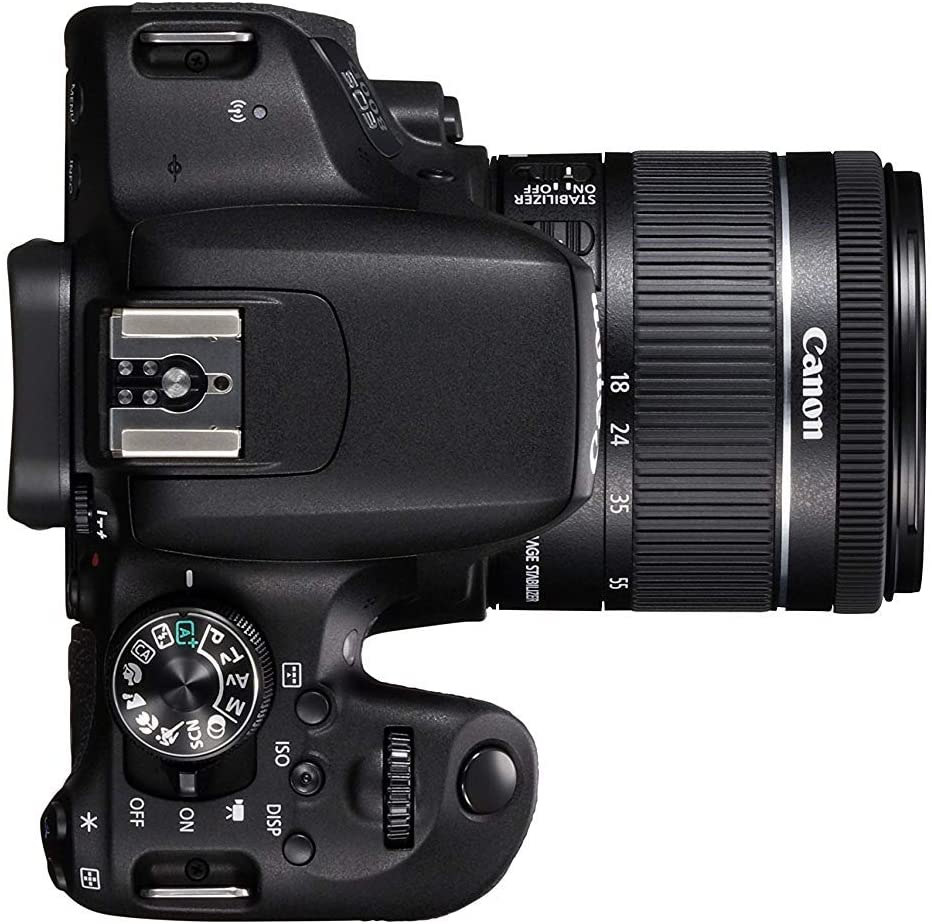 Fotoaparat CANON EOS 800D EF-S 18-55 IS STM Kit 313071009368 - 5