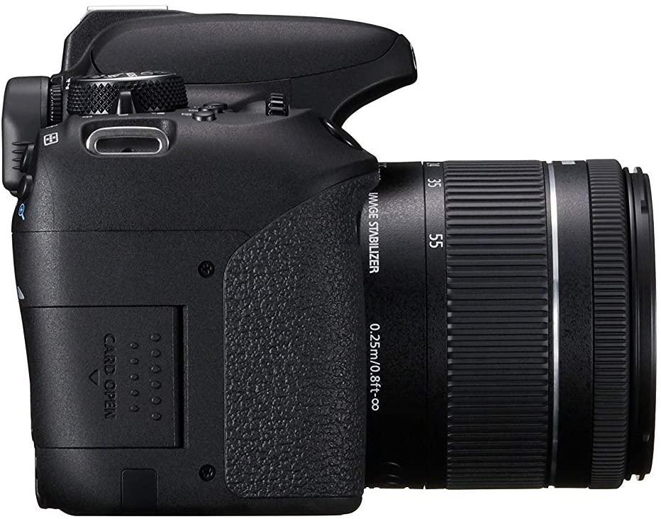 Fotoaparat CANON EOS 800D EF-S 18-55 IS STM Kit 313071009368 - 4