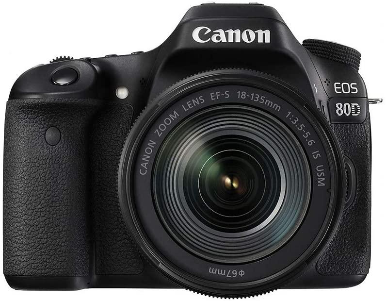 Fotoaparat CANON EOS 80D 18-135 461026000662 - 2