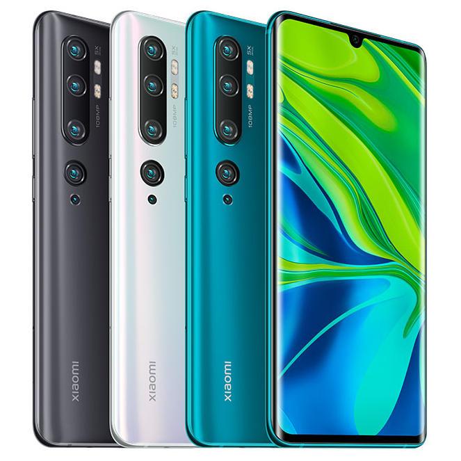 Xiaomi Mi Note 10 6/128GB 862892049965491 - 4