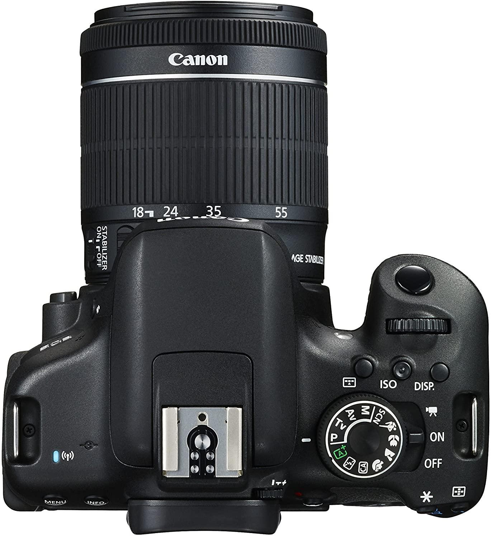 Фотоаппарат Canon EOS 750D Kit 18-55 363072008757 - 4