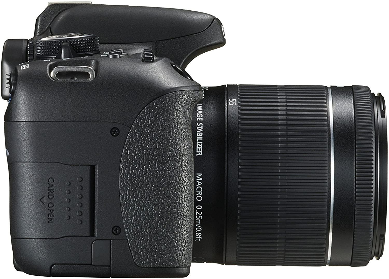 Фотоаппарат Canon EOS 750D Kit 18-55 363072008757 - 2