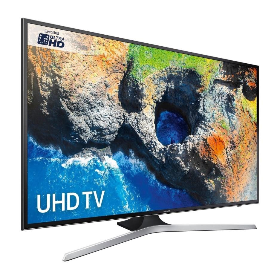 Televizor Samsung LED 43MU6100UXRU 0BQ63LEJB03278 - 2