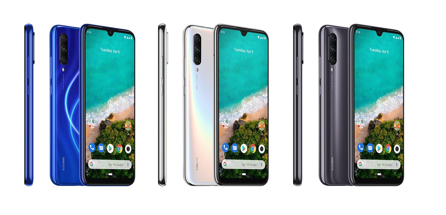 Xiaomi Mi A3 4/128GB 862541044228559 - 4