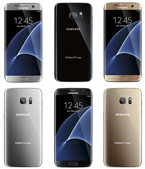 Samsung Galaxy S7 edge SM-G935 32GB DUAL 357224073566445 - 4