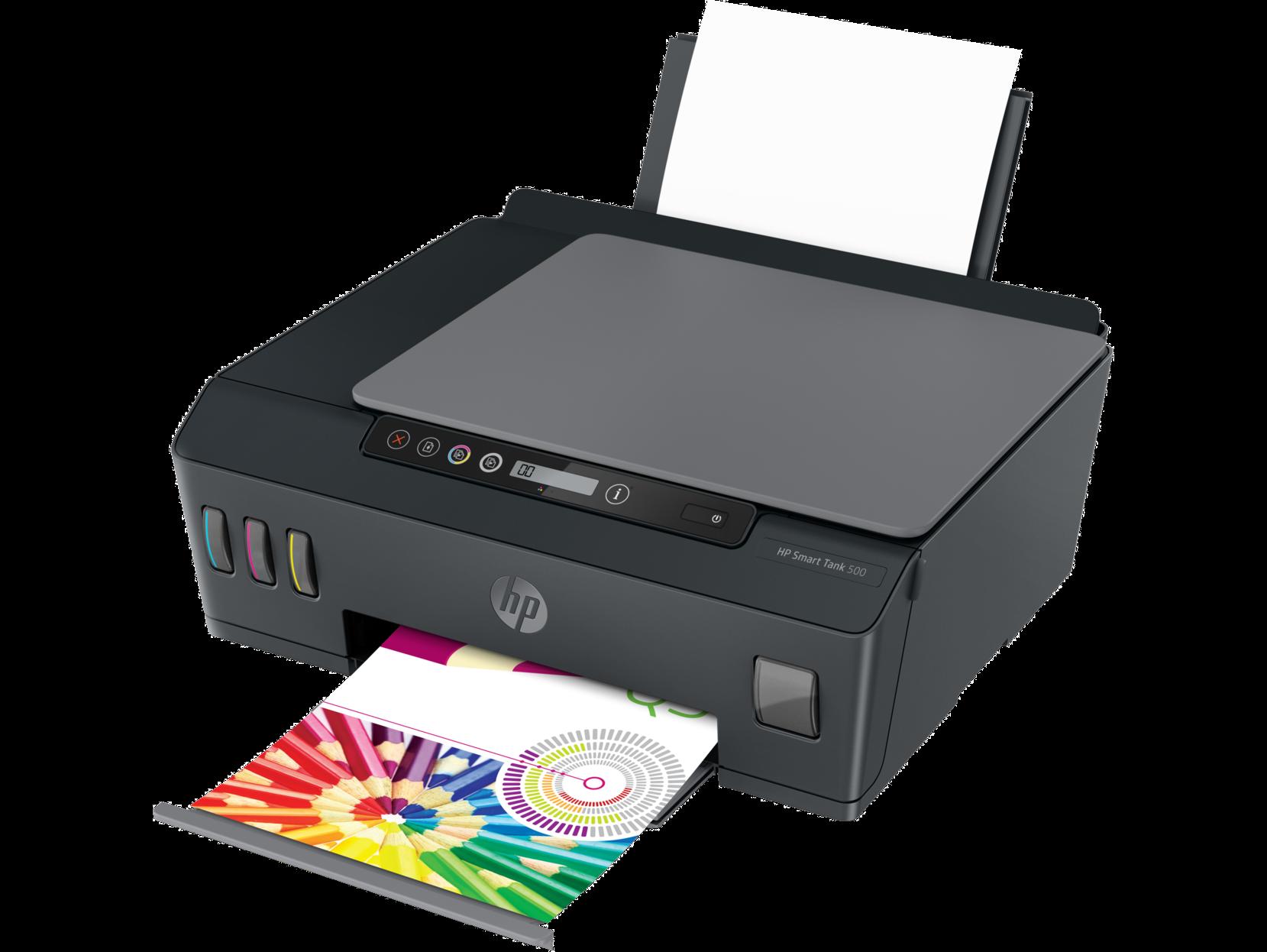 Printer HP Smart Tank 515 Wireless All-in-One CN058340RV - 3