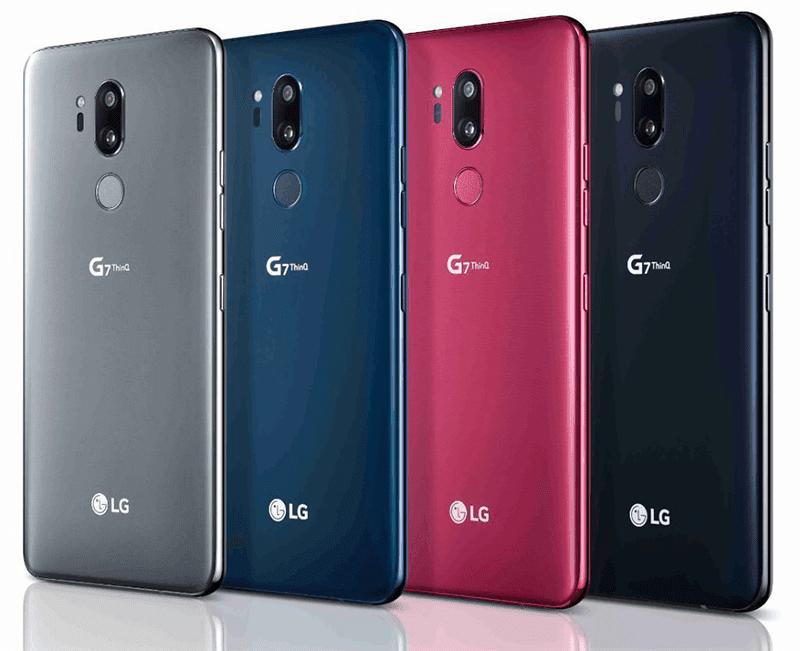 LG G7 Thinq G710 355786090212130 - 2