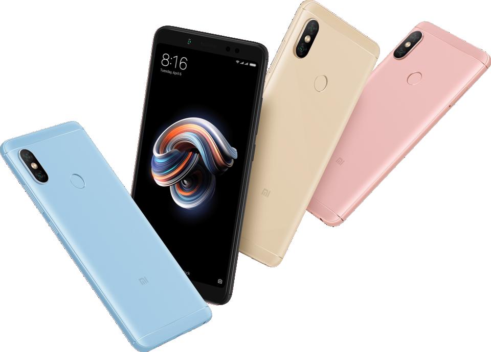 Xiaomi Redmi Note 5   3/32GB 868813030321217 - 2