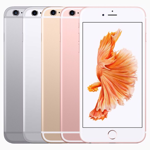 iPhone 6s 32 GB 359158073708987 - 2