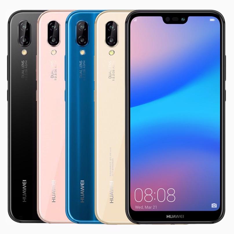 Huawei P20 Lite 864393042741581 - 4