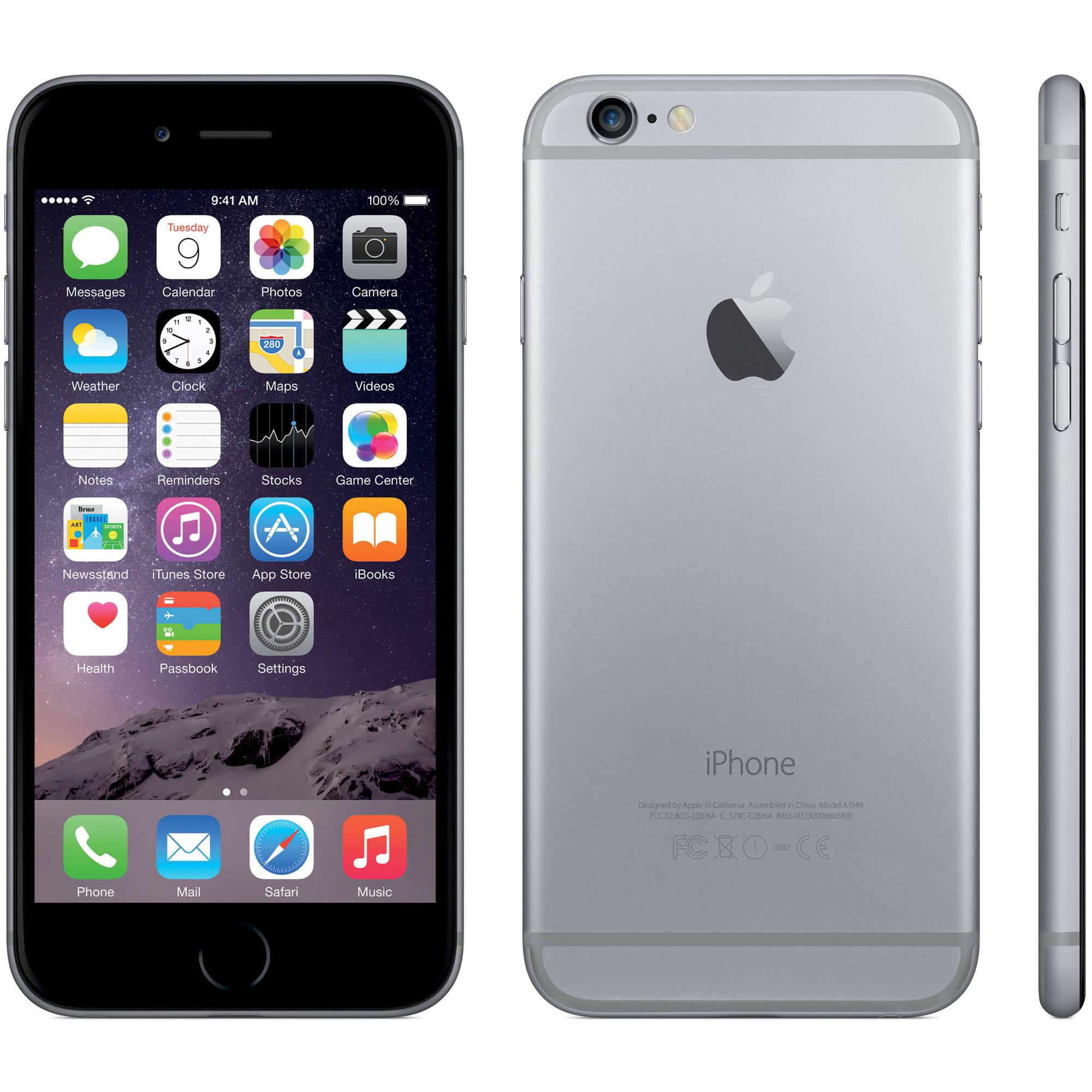 iPhone 6s 32 GB 353227101932046 - 4