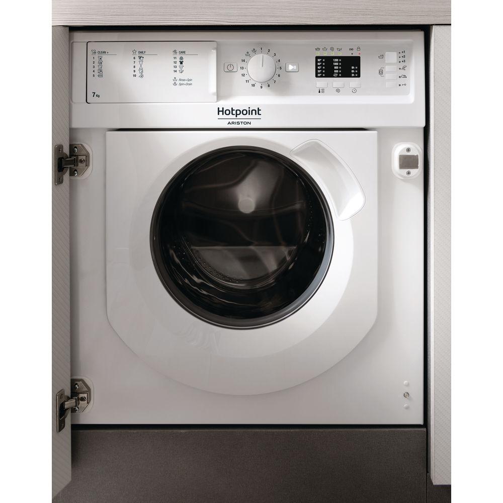 Стиральная машина HOTPOINT BI WMHL 71253 (EU) 05661400218994461019