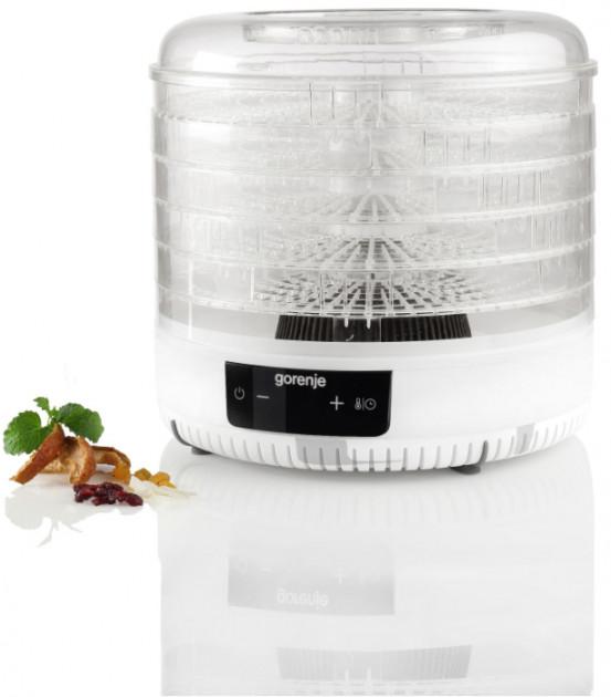 Сушилка для фруктов и овощей GORENJE FDK500GCW 2200084862418 - 2