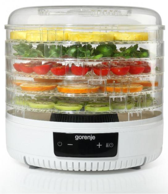 Сушилка для фруктов и овощей GORENJE FDK500GCW 2200084862418 - 3