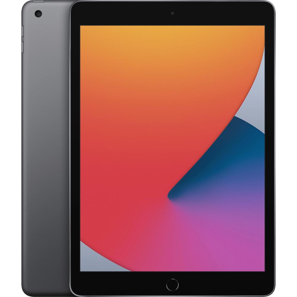 iPad 10.2-inch  Wi-Fi + Cellular 128GB (2020) Space Grey 356755110620217 - 1