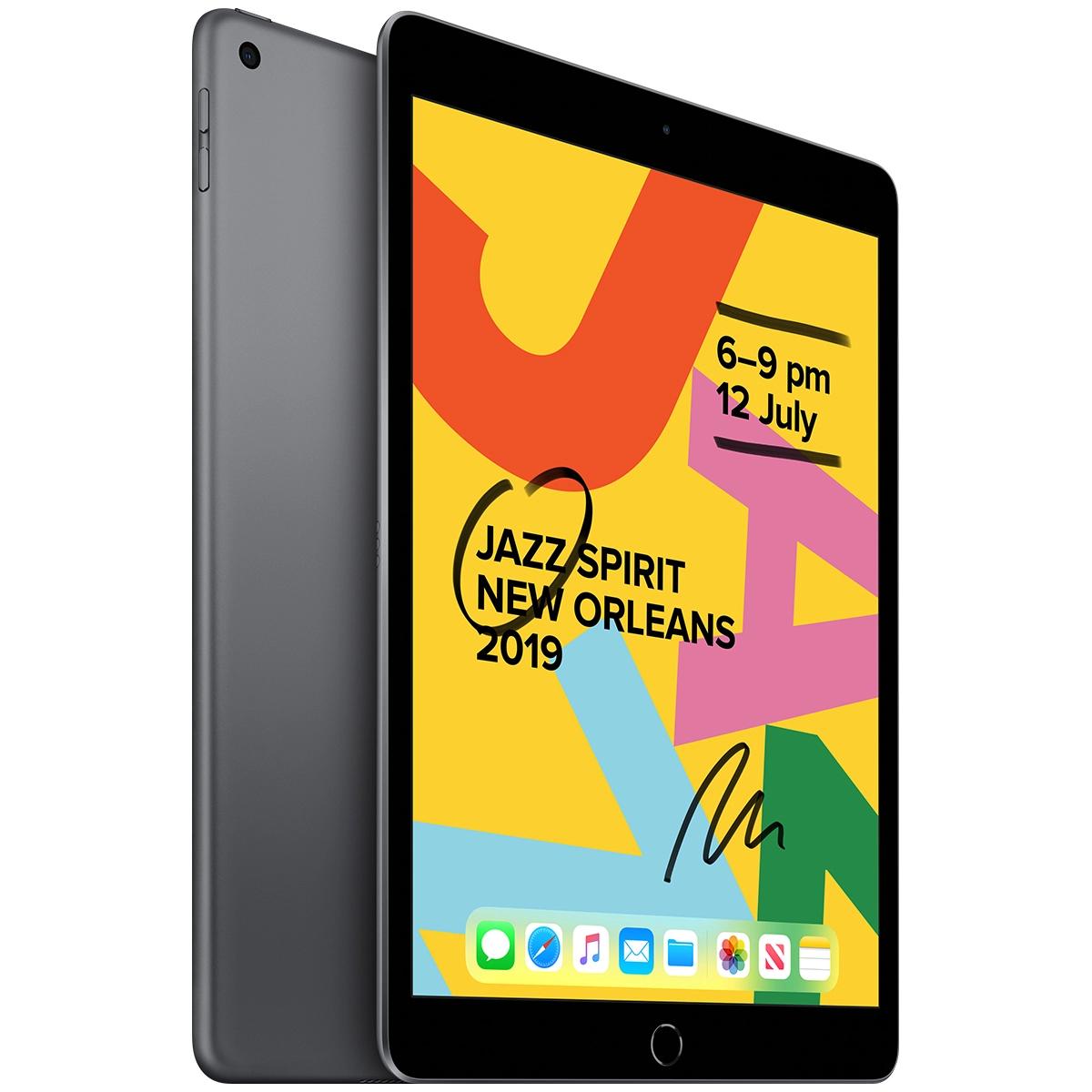iPad 10.2-inch  Wi-Fi + Cellular 128GB (2020) Space Grey 356755110620217 - 2