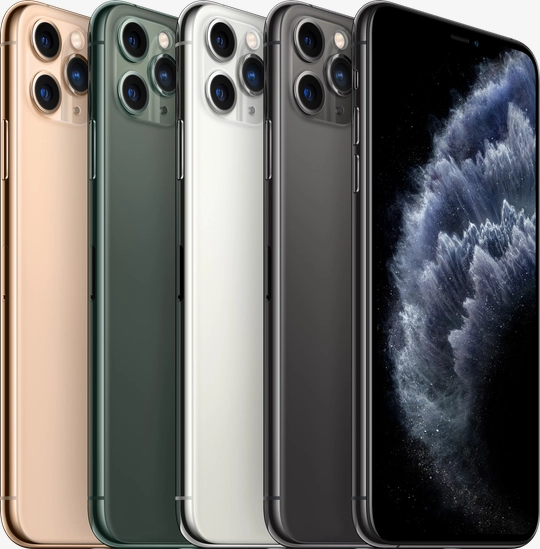 iPhone 11 Pro Max 64GB 353918108723889 - 3