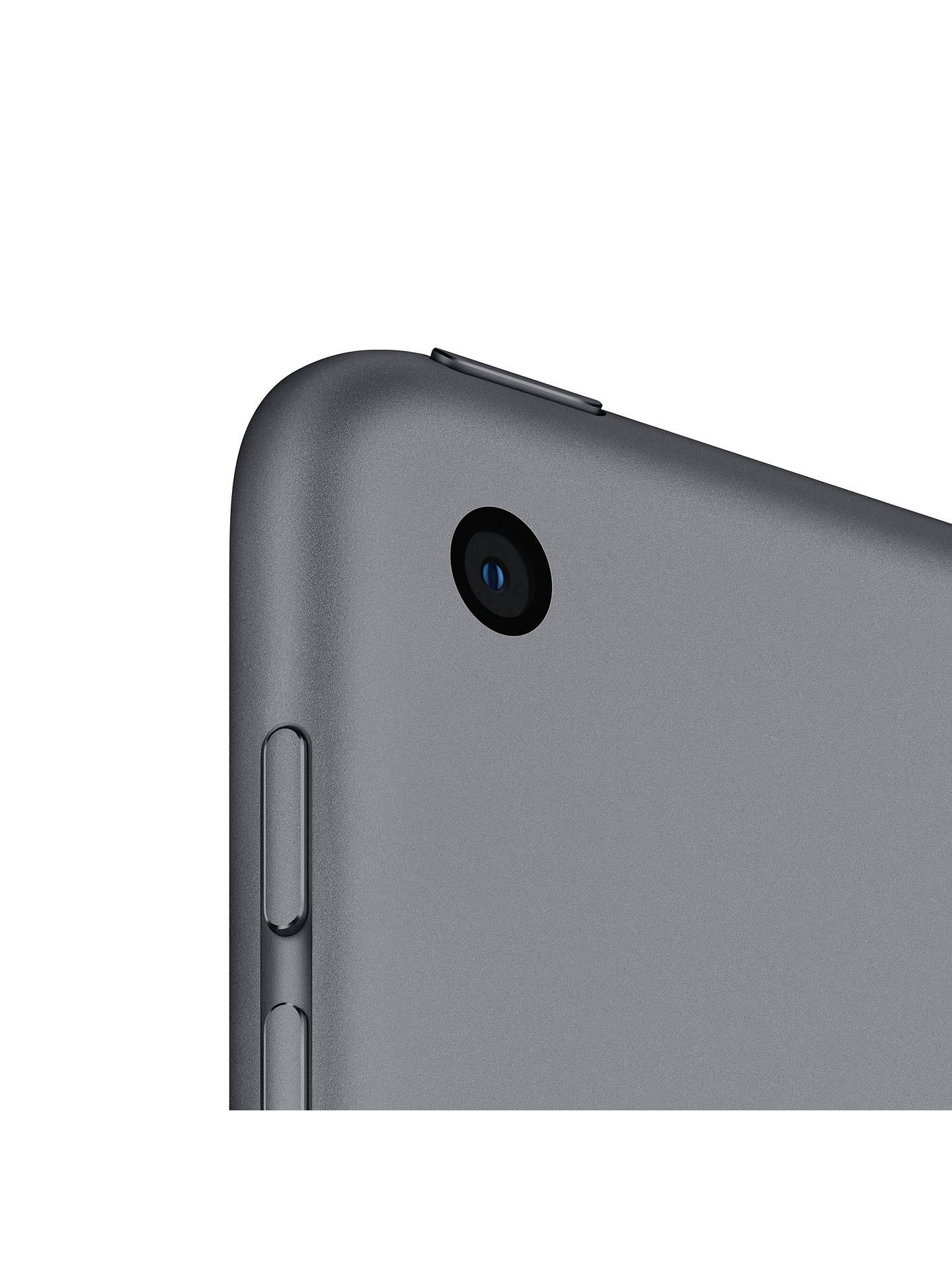 iPad 10.2-inch  Wi-Fi + Cellular 128GB (2020) Space Grey 356755110620217 - 3