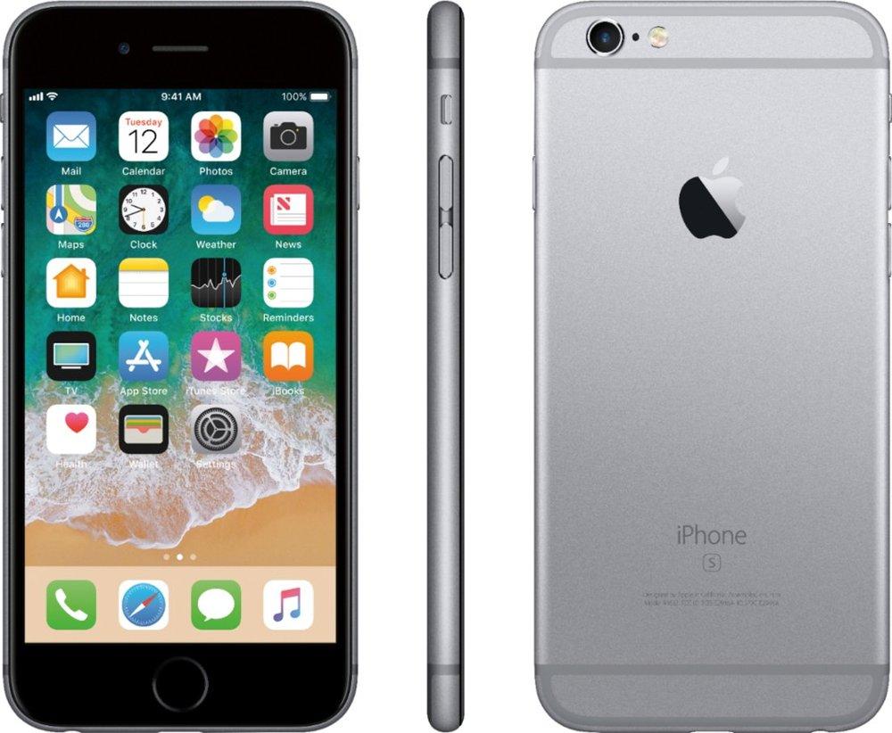 iPhone 6s 32 GB 356142092715291 - 2