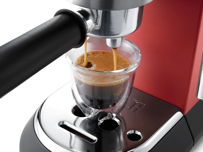 Кофеварка  Delonghi EC 685.R 2200088399321 - 4
