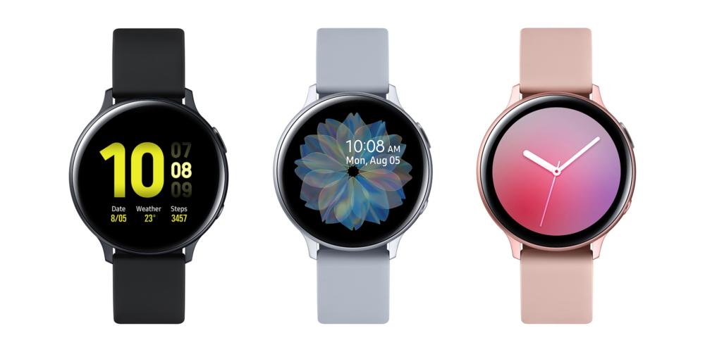 Samsung Galaxy Watch Active 2 40mm SM-R830 RFAM91BSNBB - 5