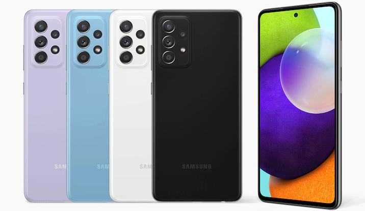 Samsung Galaxy A52 DS (SM-A525) 128GB 355595470943358 - 5