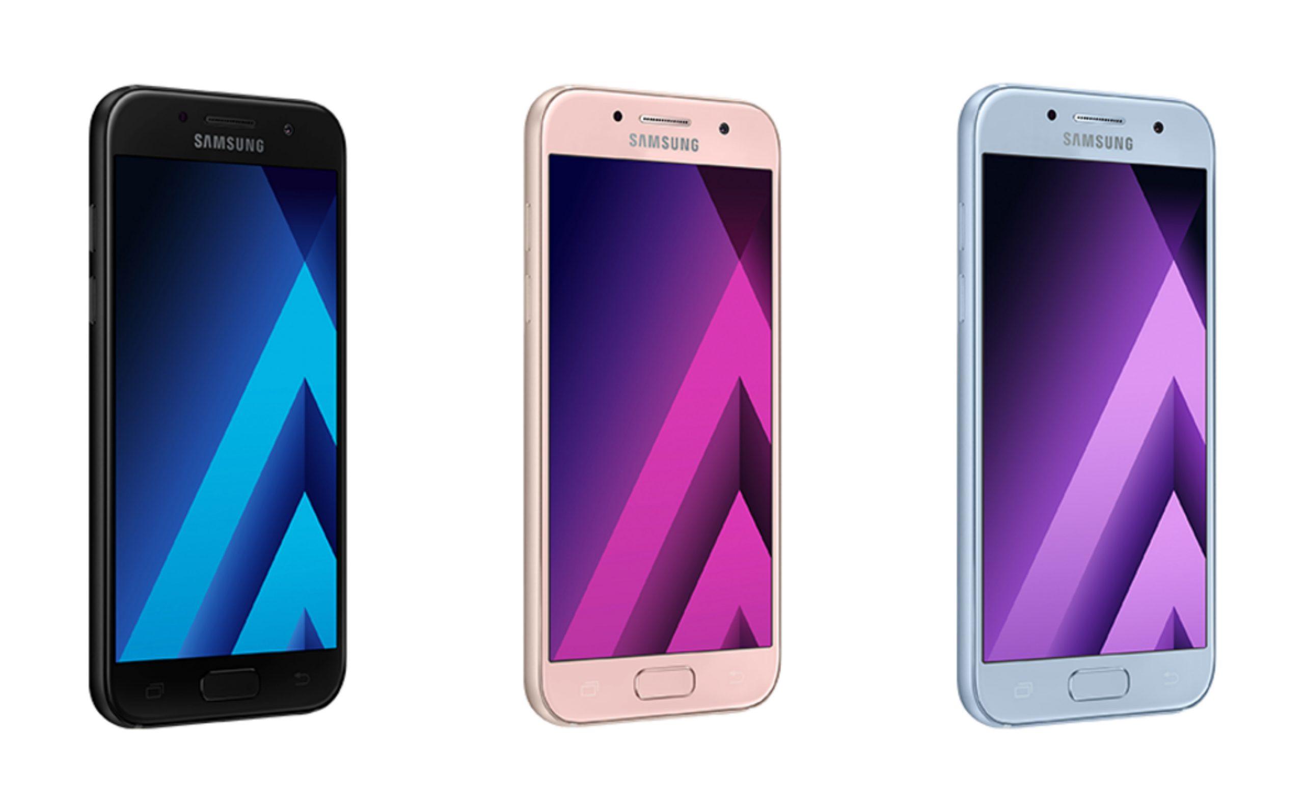 Samsung Galaxy A3  2017 DS (SM-A320)  356303088520109 - 4
