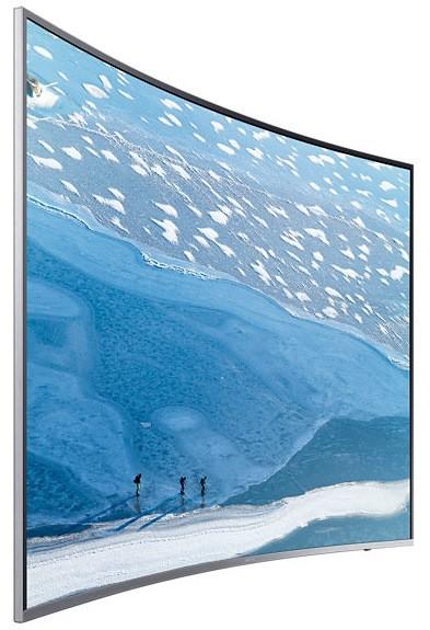 Televizor Samsung LED 65KU6500UXRU 0BAJ3LAHB00167 - 2