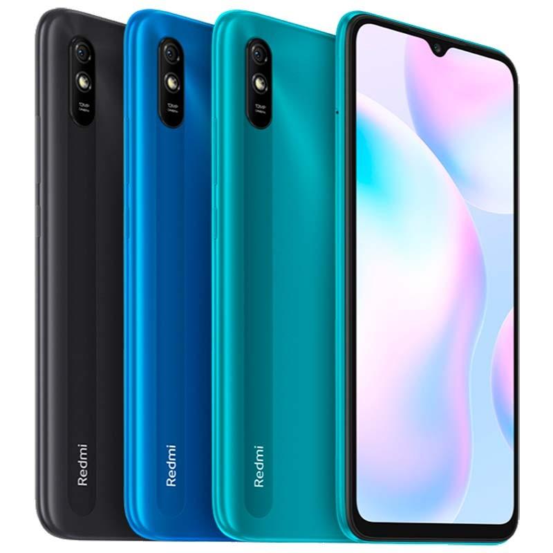 Xiaomi Redmi 9A  2/32GB 869991051374916 - 3