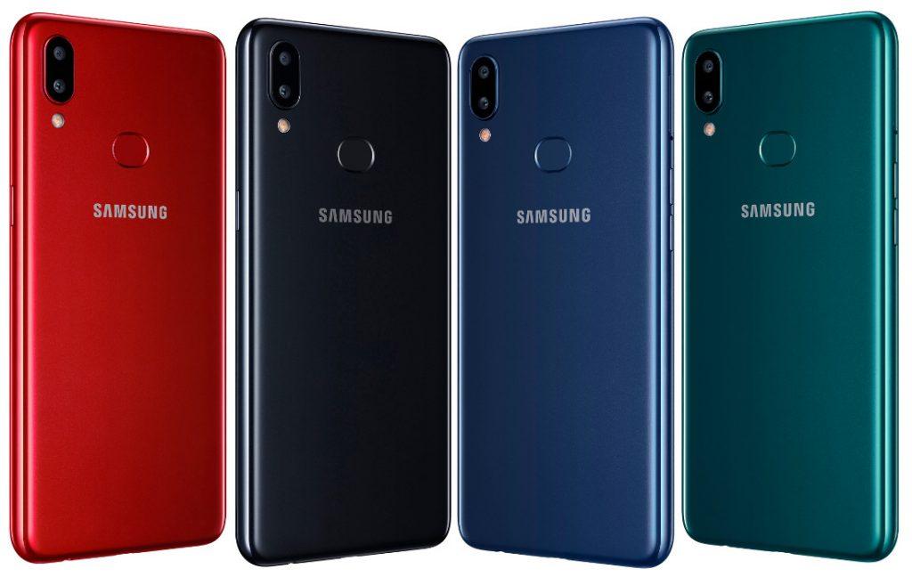 Samsung galaxy A10s (SM-A107) 352123115467643 - 4