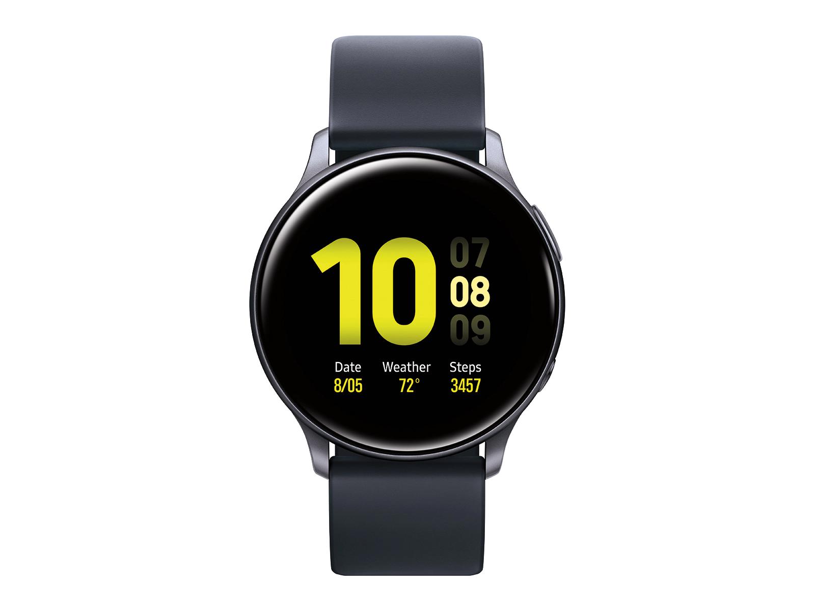 Samsung Galaxy Watch Active 2 40mm SM-R830 RFAM91BSNBB - 2